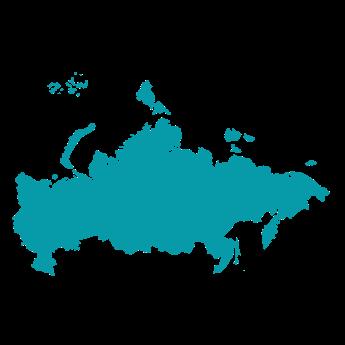 Eastern Europe map