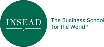 Logo INSEAD The Business School for the World