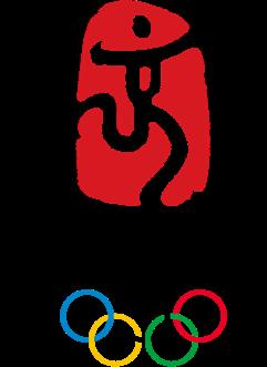 Logo Olympics Beijing 2008